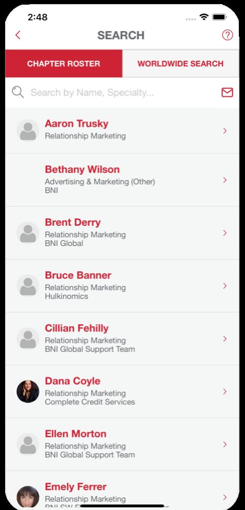 BNI mobile app 7